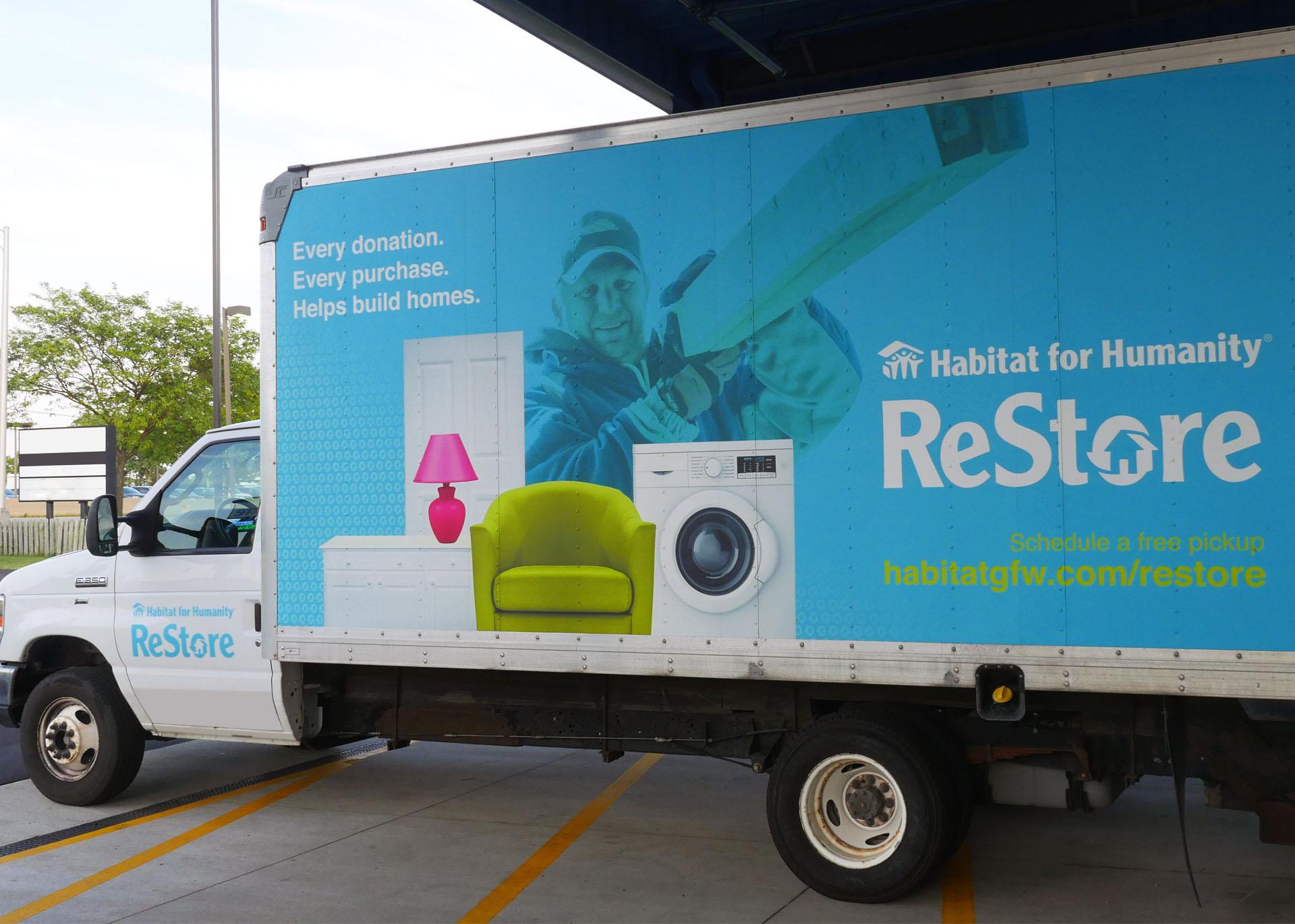 Restore Donate Fort Wayne Habitat